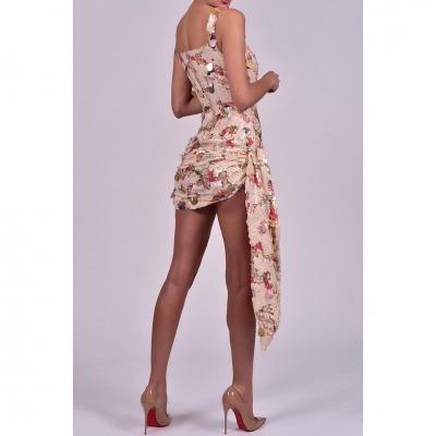 Flower-Strappy-Sequin-Mini-Dress-K445-2