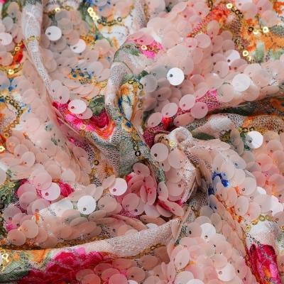 Flower-Strappy-Sequin-Mini-Dress-K445-19
