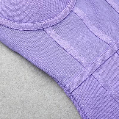Chain-Strap-Bandage-Dress-K492-7