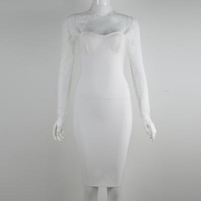 1_Long-Sleeve-Lace-Bandage-Dress-K566-17