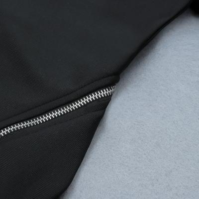 Zipper-Split-Bandage-Dress-K733-5