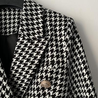 Ladies-Check-Suit-K658-4
