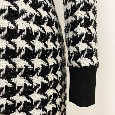 High-Collar-Zipper-Mini-Dress-K688-2