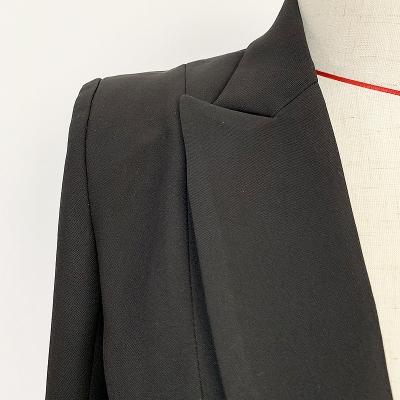 Slit-Sleeve-Ribbon-Blazer-K689-3