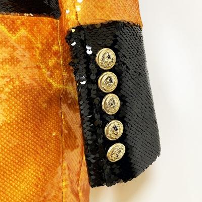 Sequins-Blazer-Dress-K706-1