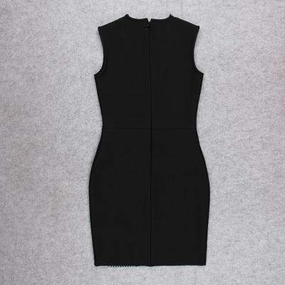 Sleeveless-Deep-V-Bandage-Dress-K1017-11