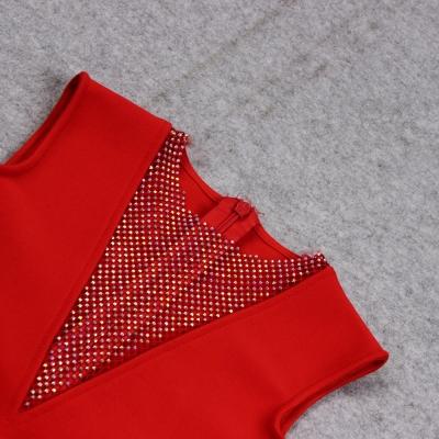 Sleeveless-Deep-V-Bandage-Dress-K1017-26