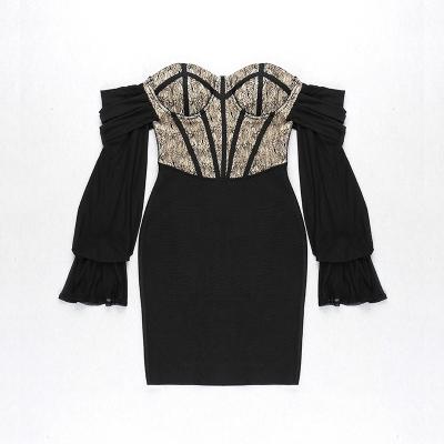 Off-Shoulder-Lace-Bandage-Dress-K1024-11