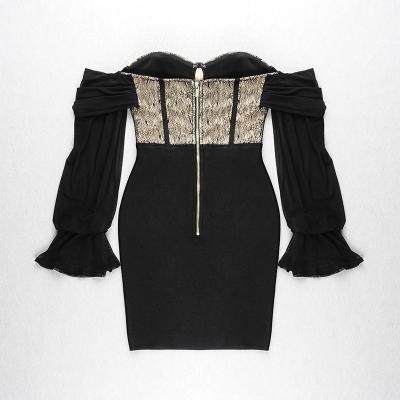 Off-Shoulder-Lace-Bandage-Dress-K1024-10