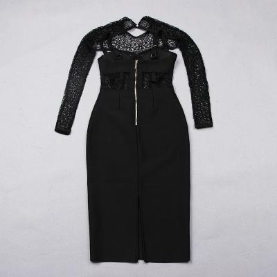 Lace-Hollow-Out-Bandage-Dress-B1203-8