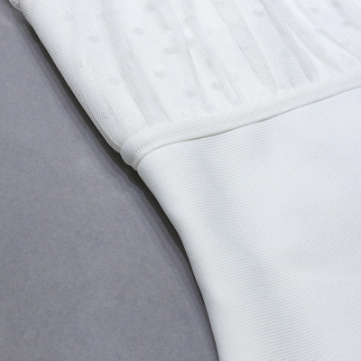 Mesh-Long-Sleeve-Bandage-Dress-B1213-3