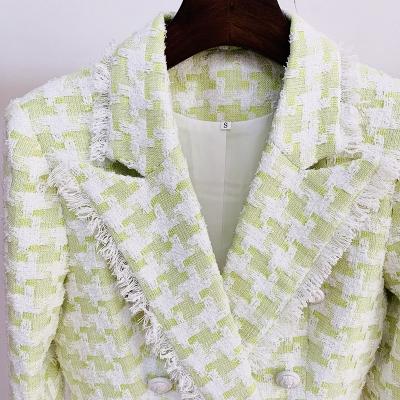 Plaid-Ladies-Suit-D008-5