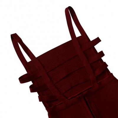 Chain-Strap-Bandage-Dress-K1014-18