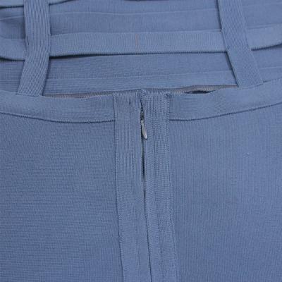 Chain-Strap-Bandage-Dress-K1014-7