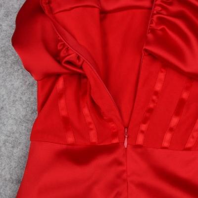 One-Shoulder-Wrinkle-Dress-K1015-42