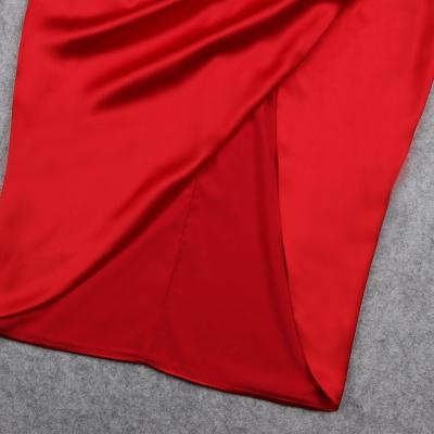 One-Shoulder-Wrinkle-Dress-K1015-45