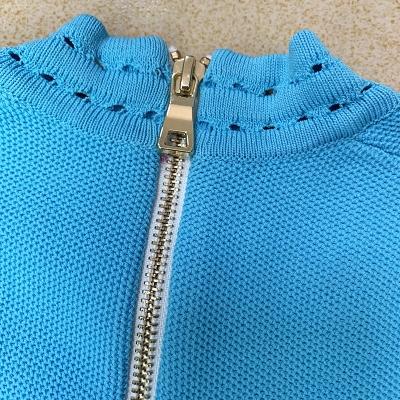 Deep-V-Knit-Dress-K1027-6