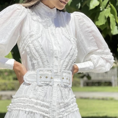 Lantern-Sleeve-Lace-Dress-K1028-22_副本