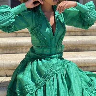 Lantern-Sleeve-Lace-Dress-K1028-27_副本