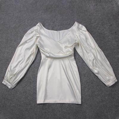Off-Shoulder-Puff-Sleeve-Dress-K1039-23