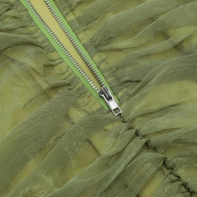 Off-Shoulder-Mesh-Ruched-Bandage-Dress-K1040-33