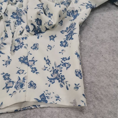 Puff-Sleeve-Floral-Blouse-K1044-2_副本