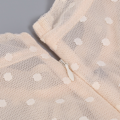 Long-Sleeve-Mesh-Dress-﹠-Lace-Waist-Sealing-Set-K1053-10