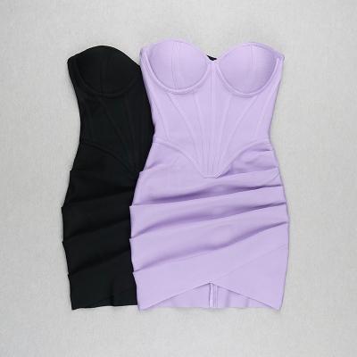 Strapless-Ruched-Bandage-Dress-K1077-33