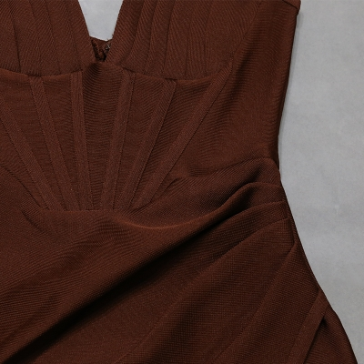 Deep-V-Strap-Bandage-Dress-K1081-7