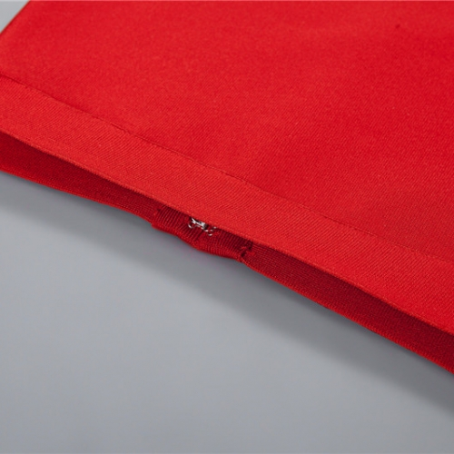 Bandage Pencil Skirt K241 (7)