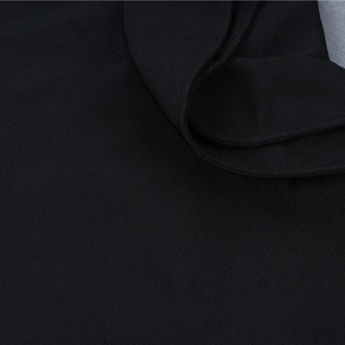 FOLD THE SLEEVE ONE SHOULDER BANDAE DRESS K295 (4)