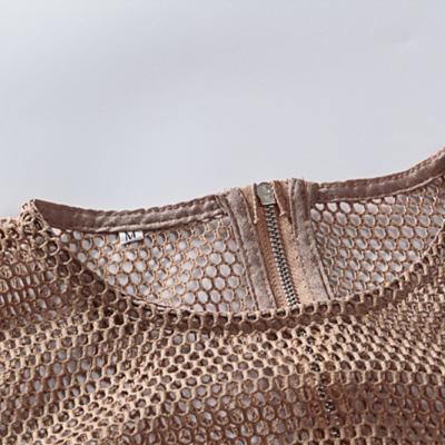 Tassel-Mesh-Mini-Dress-K349-15