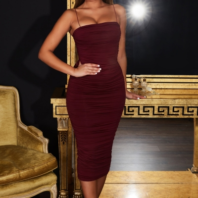 Strappy-Ruched-Dress-K416-62