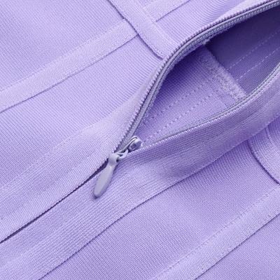 Chain-Strap-Bandage-Dress-K492-4