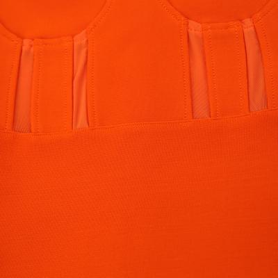Split-Fishtail-Bandage-Dress-K496-3