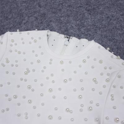 White-Beaded-Bandage-Dress-K507-9
