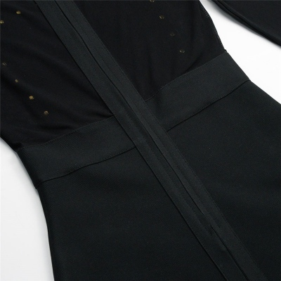 Mesh-Beaded-Bandage-Dress-K570-24
