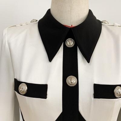 Splicing-Bodycon-Mini-Dress-K691-4