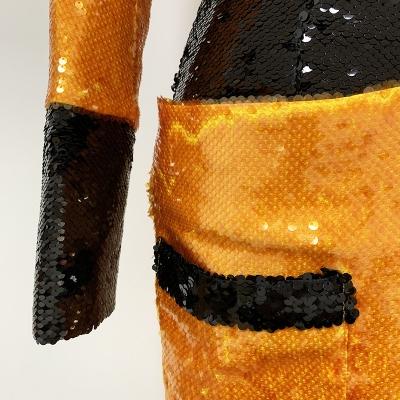 Sequins-Blazer-Dress-K706-2