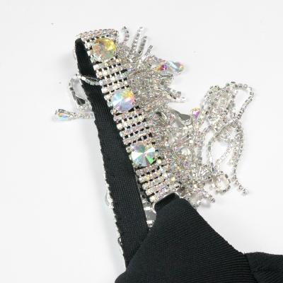 Diamond-Beaded-Bandage-Dress-K734-8