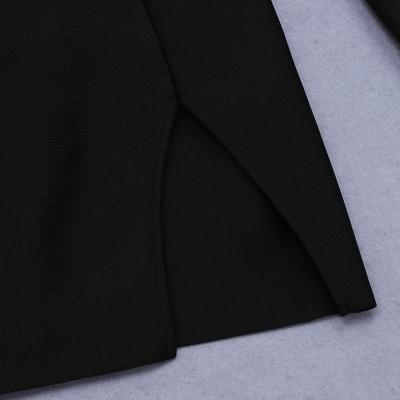 Sexy-Black-Long-Sleeve-Bandage-Dress-K835-13