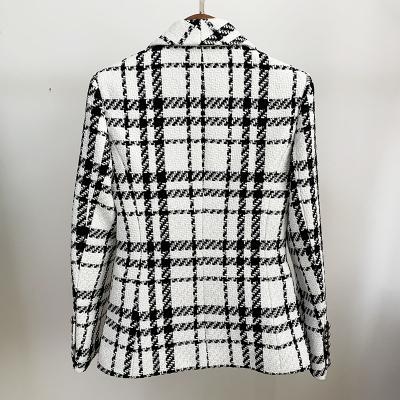 Plaid-Ladies-Suit-K863-12