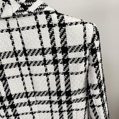 Plaid-Ladies-Suit-K863-2