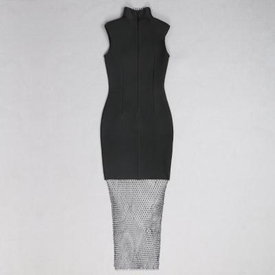 Gridding-Blink-Hemline-Bandage-Dress-K882-4
