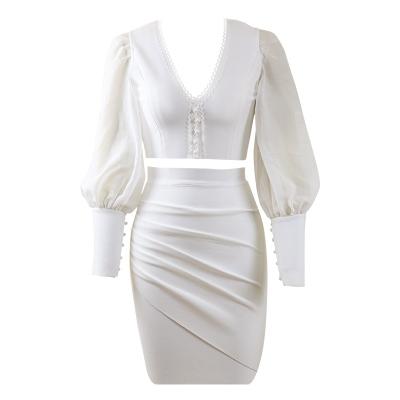 V-Neck-Bandage-Dress-2-Piece-Set-k911-12