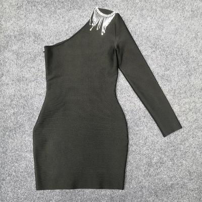 One-Shoulder-Hollow-Out-Bandage-Dress-K942-9