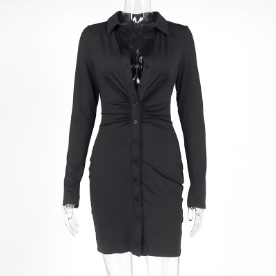 Long-Sleeve-Bodycon-Mini-Dress-OD030-24