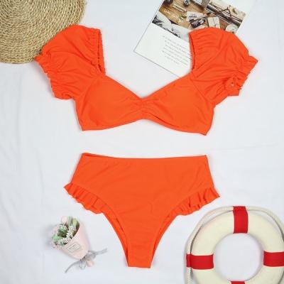 Puff-Sleeve-Bikini-S012-2