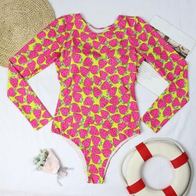 Long-Sleeve-Printing-Swimsuit-S016-2