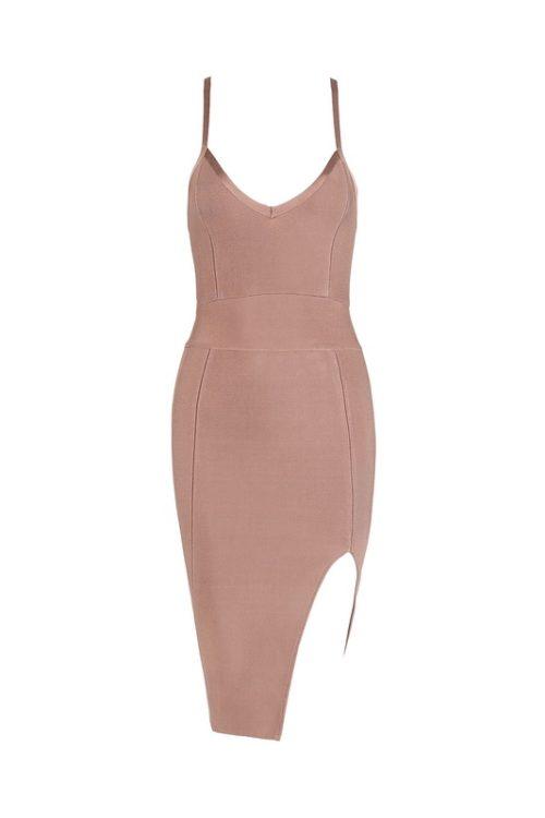 Split Short Mini Strap Bandage Dress KH1744 27